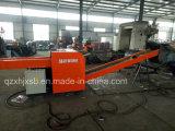 Máquina de estaca da máquina/pano de estaca do laser da fibra do baixo preço/máquina de estaca Waste de matéria têxtil