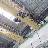 安全装置が付いている高品質の単一のガードの天井クレーン