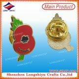 etiqueta de metal de encargo del Pin Badge Botones