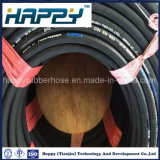 Öl-Gummischlauch des Qualitäts-hydraulischer Schlauch-R2at