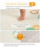 Aqualand Innovatibe doppeltes Gesichts-faltbares Kampieren/Kriechen/Kriechen/Gymnastik/Matten-/Matten-Schaumgummi-Fußboden spielend