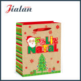 """Personalizar de """"do presente natal da compra do Natal do papel de embalagem Feliz o saco de papel"""""""