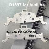 D1897 pastilha de travão de disco de carro automático para o Audi A4