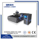 machine de découpage de laser de la fibre 750W pour le découpage d'alliage d'aluminium