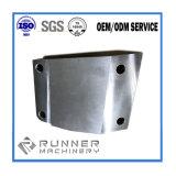 Peças fazendo à máquina do ferro do CNC do OEM/aço de aço/inoxidável/liga/metal do bronze
