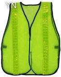 Тельняшка безопасности сетки с отражательной лентой решетки