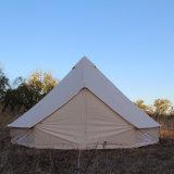 5m BRITISCHE Bell Glamping Luxuxzelt-Segeltuch-Zelte