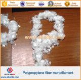 Cracking-Resistance ciment renforcé de fibre de polypropylène pour mur de béton