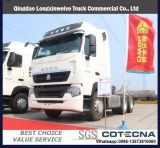 Camion di rimorchio della testa HOWO T7h del camion del trattore della Cina