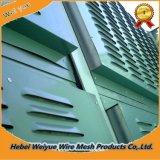 Fabrik-Preis-in hohem Grade flexible verschiedene Farben-Polycarbonat-Schallmauer-Wand