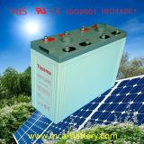 batterie d'acide de plomb rechargeable de batterie de gel de la batterie 2V600ah solaire
