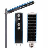 하나에서 고용량 리튬 건전지를 가진 휴대용 통합 LED 태양 가로등 전부