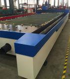 Découpage en métal d'acier inoxydable de laser de fibre de commande numérique par ordinateur et machine de gravure