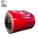 Покрасьте катушку пленки 25/5um PPGI покрынную цветом стальную