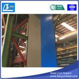 Hoja de acero galvanizada PPGI del hierro en bobina