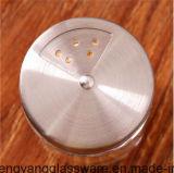 Соли специи свободно образца опарник стеклянного стеклянный с крышкой нержавеющей стали для Kitchenware