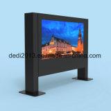 Affichage de panneaux de signalisation numérique étanche à l'extérieur, 46 pouces LCD mur Vidéo Écrans de raccord pour l'affichage de publicité