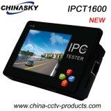 IP y CCTV cámara analógica probador con muñequera (IPCT1600)