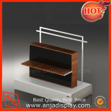 Wooden Shoe Blind Display Stand for Retail