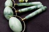 Le Jade naturelle de grande qualité Massage facial outil avec rouleau