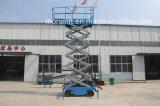 油圧可動装置Lift/Electricの可動装置を働かせるアンテナは上昇を切る
