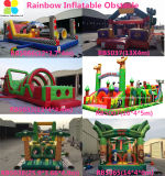 Neues Design Inflatable Dragon Obstacle für Sale