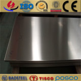 Placa de aço inoxidável de S31254 S31803 S31260 com preço barato