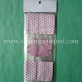 Пластичный мешок коллектора с клейкой лентой для упаковки погани