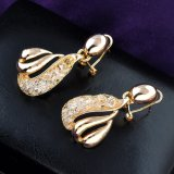 De elegante ImitatieJuwelen van Saudi-Arabië van de Juwelen van de Oorring en van de Halsband Vastgestelde