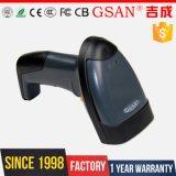 Scanner de codes à barres Scanner de codes à barres sans fil Bluetooth Scanner sans fil USB