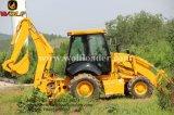 Heißer Löffelbagger der Verkaufs-Löffelbagger-Ladevorrichtungs-Jx45