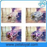 2016의 애완 동물 공급 부속품 화포 애완 동물 침대 강아지 집