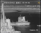 マルチセンサーの長距離熱カメラCCTVシステム