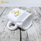 Biskuit-Pocket keramisches Kaffee-Tee-Cup für Geschenk