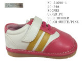 Dos colores chicas zapatos de ocio