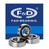 Глубокие шарикоподшипники шарового подшипника 6300 (подшипники fuda) F&D паза