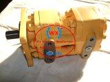 La pompa hydráulica de la niveladora de Factory~Komatsu D475A-3 para OEM Genunie KOMATSU parte la fábrica: 705-52-30580 piezas autos