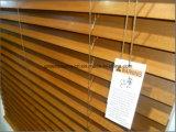 Деревянные Venetian шторки с шнуром или бесшнуровым управлением