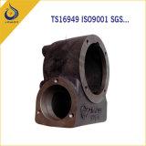 CNCの機械化の鉄の鋳造機械部品