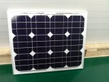 mono comitato solare 30W per la carica della batteria 12V