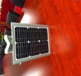 제조자에서 통합 8W LED 태양 운동 측정기 가로등