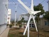 По горизонтальной оси 400 Вт генератор с сертификат CE ветра