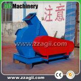 Maquinaria forestal gran árbol de madera de registro de la máquina trituradora trituradora