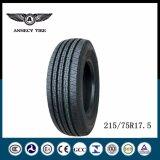 Pneu en gros de pneu radial pour le camion (205/75r17.5 215/75r17.5 225/70r19.5)