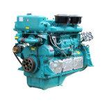 50Hz와 60Hz Water-Cooled 4개의 실린더 디젤 엔진