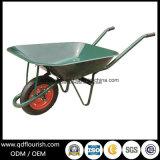 Ferramenta de jardim do carrinho de mão de roda do Wheelbarrow Wb6200 do carro da ferramenta