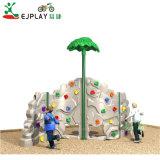 China Fornecedor escalador de plástico durável crianças parque ao ar livre