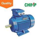 Motore assiale della scatola ingranaggi del compressore d'aria della pompa ad acqua del ventilatore di CA del ghisa Y2 del ventilatore a tre fasi elettrico asincrono di induzione