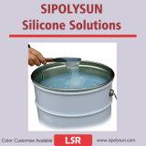 Silicone liquido della gomma di silicone del rivestimento LSR per il marchio del rivestimento di stampa