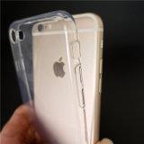 La sublimazione all'ingrosso TPU morbido libero trasparente della cassa del telefono mobile di alta qualità appoggia la cassa del telefono delle cellule per il iPhone 7/8/X/Xr/Xs massimo